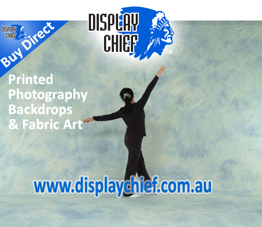 printed photography backdrops and fabric art
