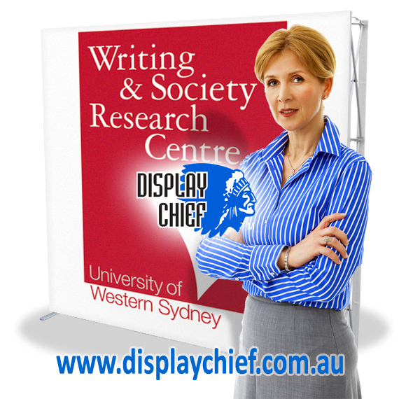 Display Pop Up Stand for UWS - Sydney Pop Up Display